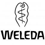 El logo de Weleda