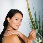 La Aromacosmética: Aceites esenciales sobre la piel