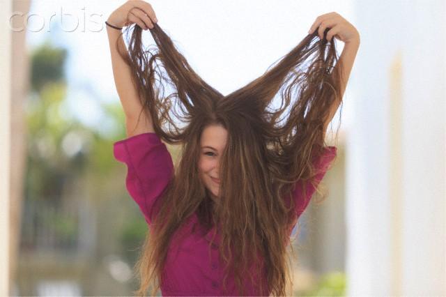 Tipos de cabello y crecimiento del pelo