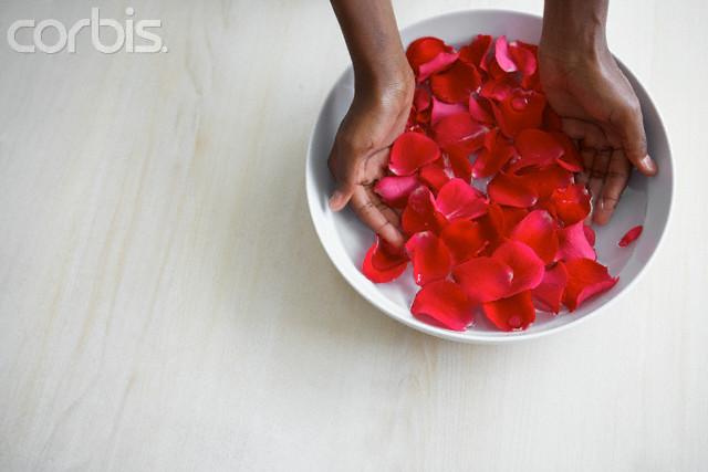 Crema de rosas Hauschka
