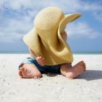 Crema solar protección natural para bebés