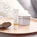 Nueva fórmula de la mascarilla crema nutritiva Dr Hauschka