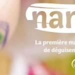 Maquillaje infantil ecológico namaki en NaturalSensia