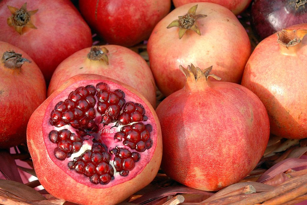1024px-Flickr_-_Government_Press_Office_(GPO)_-_Pomegranate_Fruits