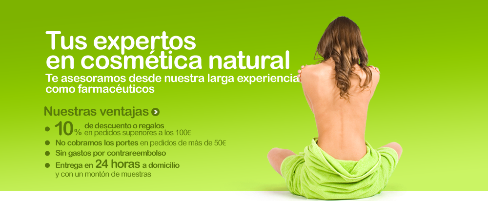 Banner Cosmetica natural