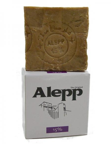 Alepp  Bloque Natural 15