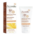 Crema proteccion solar SPF 50 Color Albaricoque